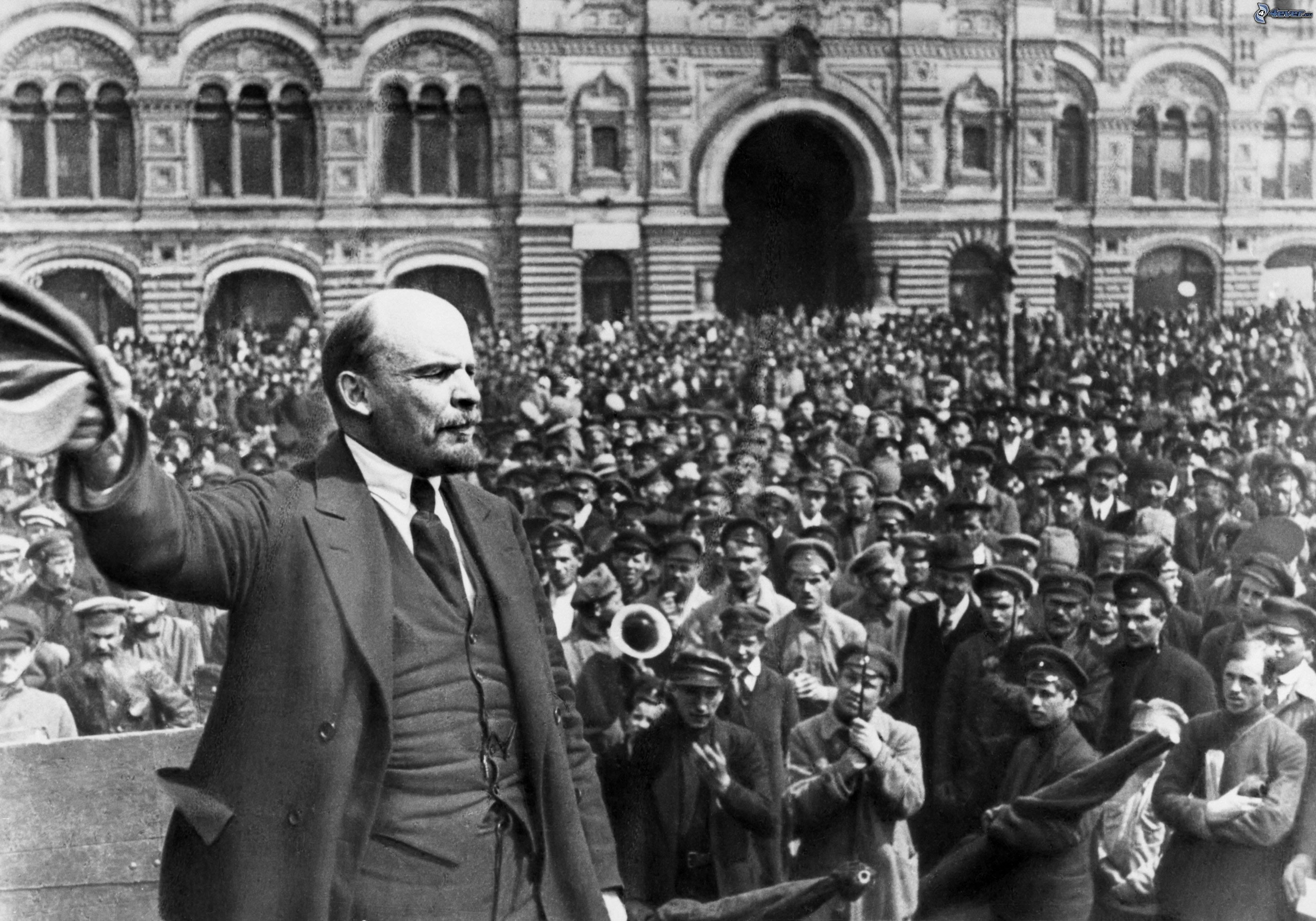 Why Lenin is not buried so far 29